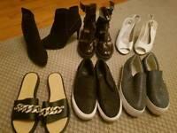 Girl's shoe bundle - Size 4