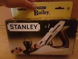 Stanley Baily plane