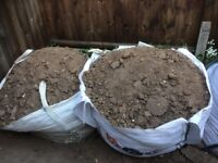 Topsoil free to collector