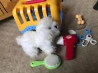 Toy Dog Grooming Set