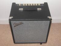 Fender Rumble 40 (V3) , 40 Watts Bass Combo for Bass Guitar.
