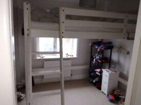 Ikea Stora Loft Bed