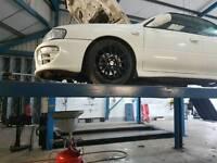Subaru wrx v limted