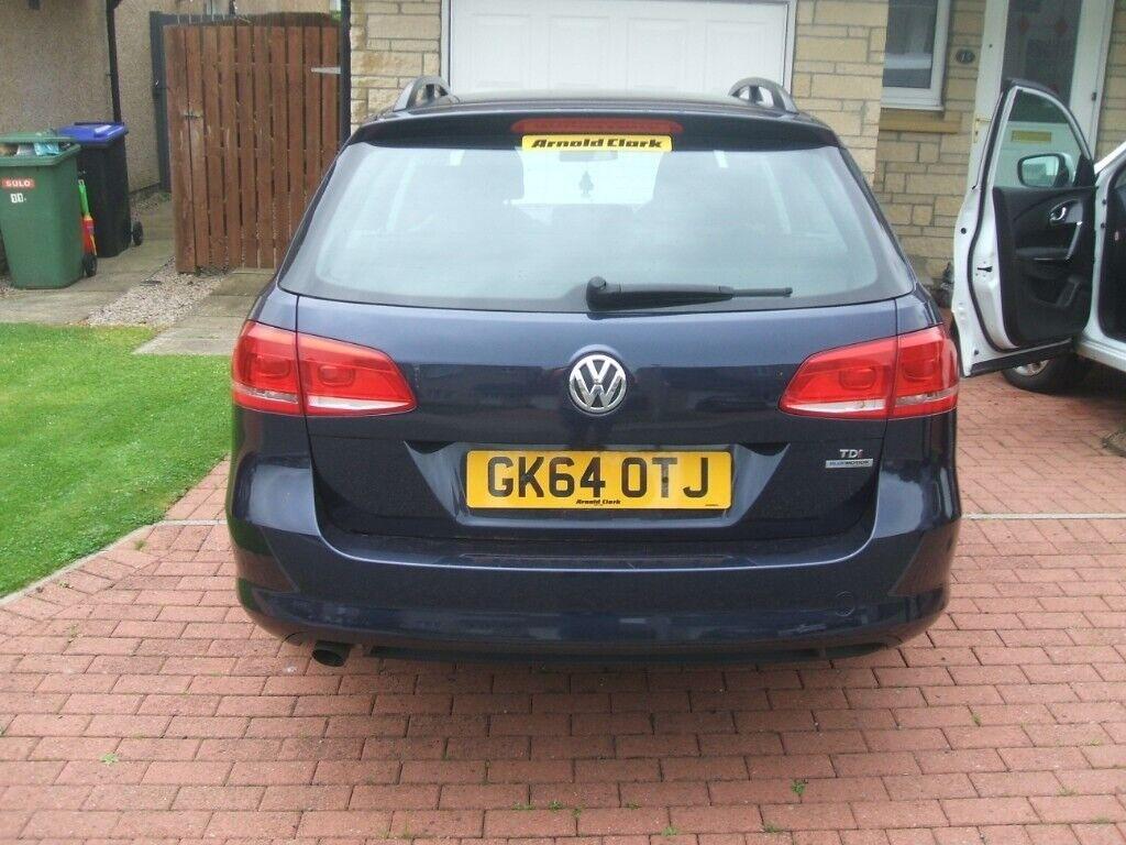 2014 VW Passat Bluemotion Estate 1600CC Diesel | in Aberdeenshire | Gumtree