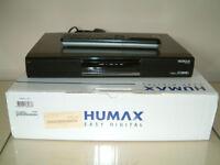 Humax Digital Recorder/Freeview