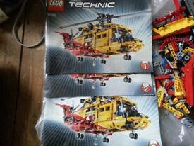 (9396) rescue helicopter