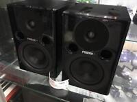 Fostex PM0.4 Monitors Active Studio Speakers