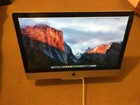 "Apple iMac A 1312 27"" intel core 2 duo"