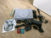 Playstation 1 with Accessories