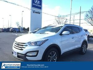 2015 Hyundai Santa Fe Sport 2.99% FIXED FINANCE