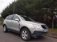 OPEL/VAUXHALL ANTARA 2.0 CDTI COMMERCIAL-CAR- DERIVED-VAN BACK-SEATS LOW MILEAGE EXCELLENT CONDITION