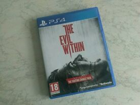The evil within (no offers)