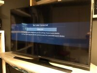"""Samsung 40"""" 4K Smart LED TV for sale - UE40JU6400K"""