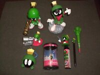 MARVIN THE MARTIAN FIGURE COLLECTION *PRICE REDUCED*