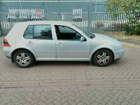 2000 VW GOLF MK4 1.9 GT TD DIESEL 130BHP MANUAL 6 SPEED MOT 31/1/17