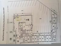 Large Commercial property in Gretna Scotland. For sale or rent.