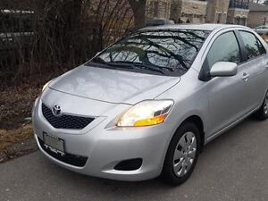 2010 Toyota Yaris AUTO 4CYL LOADED BLUETOOTH LOWKMS CERTIFIED$69