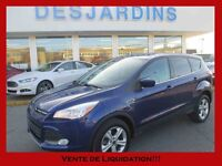 2013 Ford Escape AWD SE ECOBOOST *INSPECTÉ* BLEUTOOTH / A/C