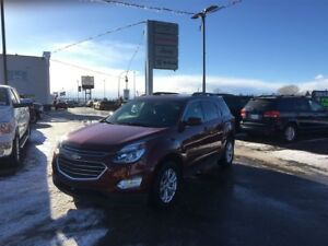 2016 Chevrolet Equinox AWD | LT | NAVIGATION | SUNROOF | AIRDRIE