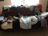 Approx 300 pieces of children clothing