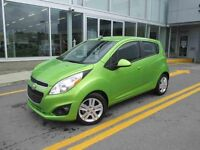 2014 Chevrolet SPARK LT AIR CLIMATISÉ CAMERA RECULE CR
