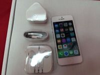 Apple iPhone 5 32GB White, Unlocked, NO OFFERS