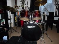 Premier Olympic drum kit for sale