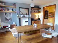 Recently renovated, 3 Bed Victorian Terrace, 2bathroom, garden, free parking, cul de sac,