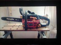 Homelite hcs3335 petrol chainsaw
