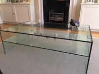 GREENAPPLE PURE GLASS Coffee Table GA100