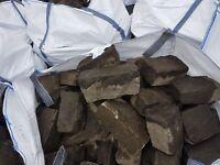 Reclaimed cobbles for sale £50 per Tonne