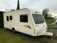 Bailey Pageant Monarch 2 Berth Awning 08 White Caravan
