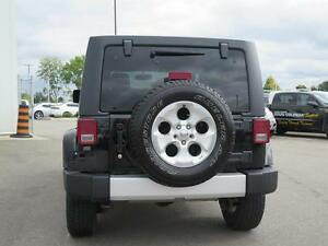 2013 Jeep Wrangler Dual Top! Touch Screen! Auto! 4x4! London Ontario image 6
