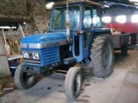 Tractor Leyland 272