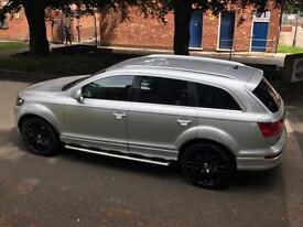 Audi Q7 S line 2007 excellent condition!