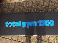 total gym 1500