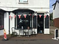 CAFE FOR SALE NEAR BENFLEET TRAIN STATION