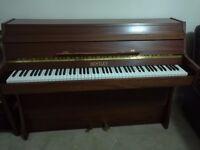 Bentley digital electric piano upright