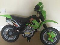 Eletric motor bike