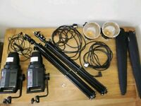 Studio Flash Kit Bowens Gemini GM200