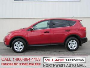 2013 Toyota Rav4 LE AWD | No Accidents | One Owner | Local