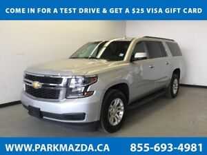 2016 Chevrolet Suburban LT, Bluetooth, Remote Start, OnStar NAV,