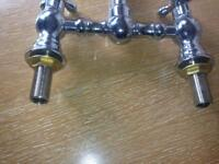 Stainless steel Cink tap