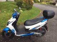 Sym Jet 50 Scooter / Moped