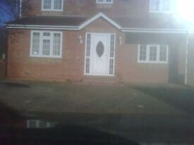 Room to let in a Three Bedroomed semi-detached house in Kempston, Beds