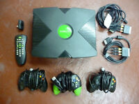 Original XBox Console Package with 17 Games Included - Grab a Bargain!! :)