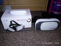 VR VISION 2.0 VIRTUAL REALITY GLASSES
