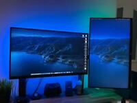 LG 27 inch IPS UltraGear Monitors