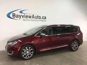 2017 Chrysler Pacifica Limited - REM START! PANOROOF! HTD/AC...