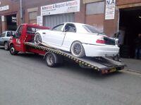SCRAP CARS MOT FAILURES BOUGHT FOR CASH
